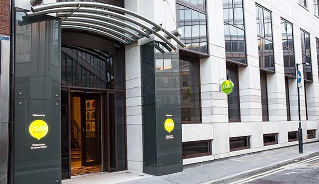 hub hotels by Premier Inn | City centre hotel rooms