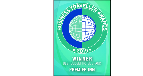 Premier Inn success at the Business Traveller Awards