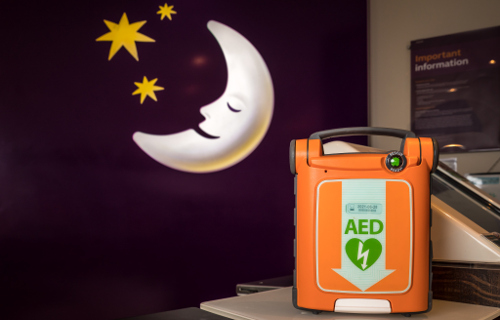 Premier Inn installs defibrillators in all its hotels