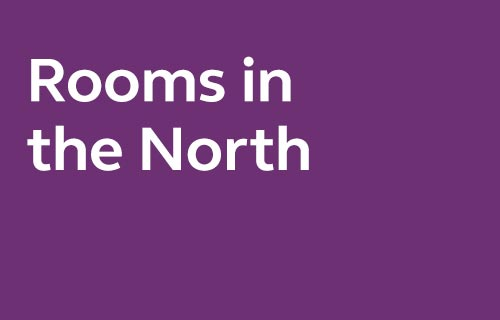 Selected rooms in the North