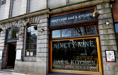 Ninety Nine Bar