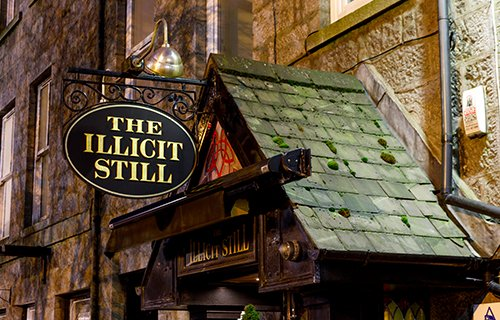 The Illicit Still