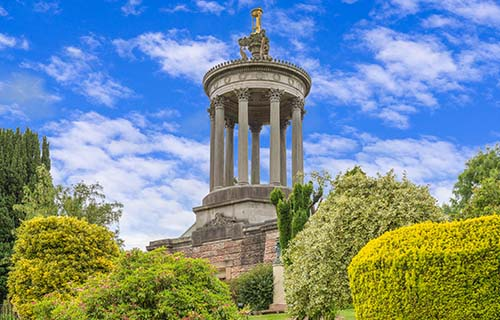 Burns Monument and Gardens