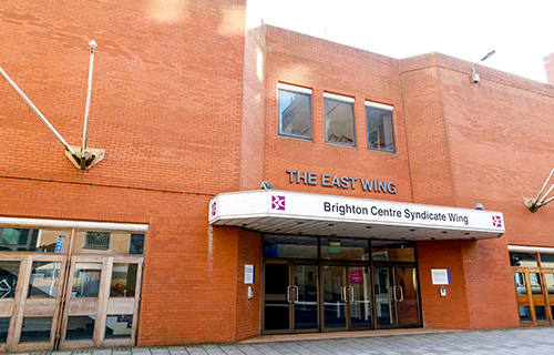 Brighton Centre Syndicate Wing