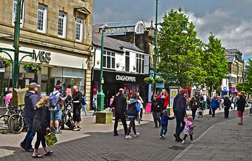 Buxton Shopping