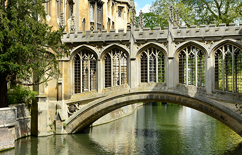 Cambridge guide