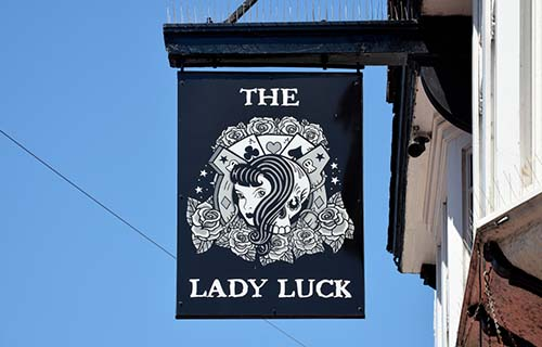The Lady Luck