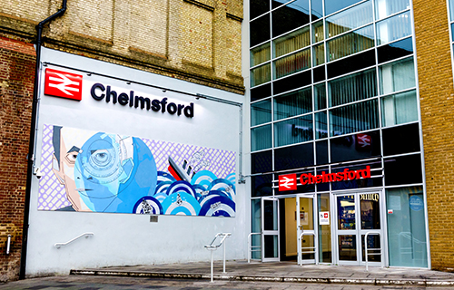 Chelmsford Train Station
