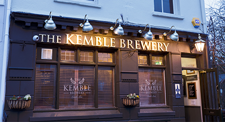 The Kemble Brewery Inn