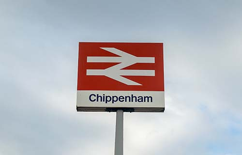 Getting around Chippenham