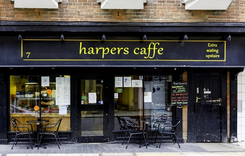 Harpers Caffe