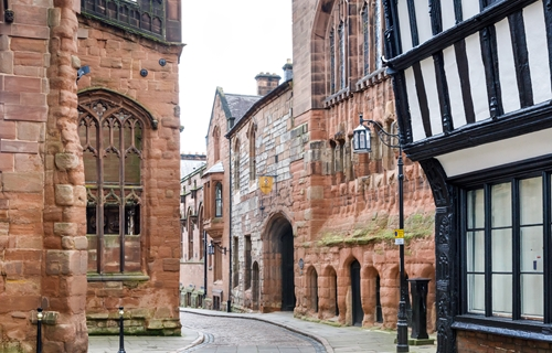 Medieval Coventry