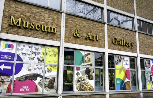 Derby Museum and Art Gallery