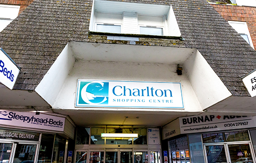 Charlton Shopping Centre