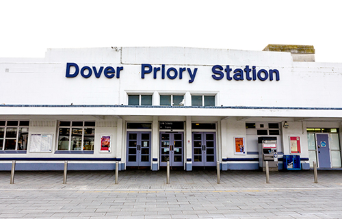 Dover Priory Station