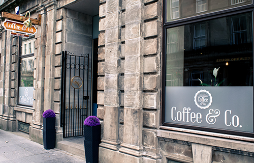 Coffe & Co, Dundee