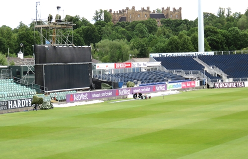 Riverside Cricket Ground