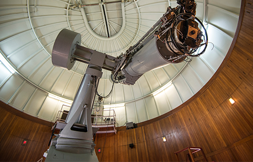 Observatory Science