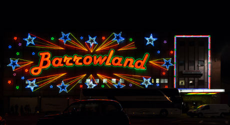 Glasgow Barrowlands