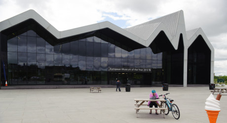 Riverside Museum of Transport and Travel