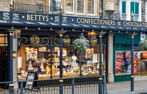 Bettys Confectioners