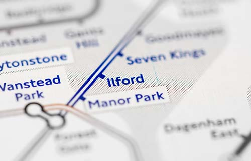 Getting around Ilford