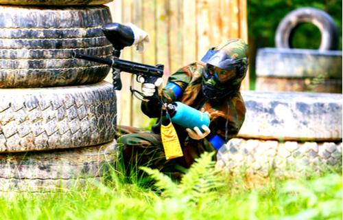 Combat Zone Paintball