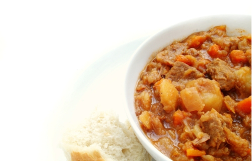 Traditional scouse