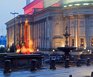 St Georges Hall, Liverpool