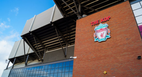 The Kop, Anfield, Liverpool