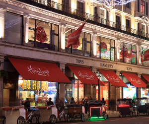 Hamleys, London