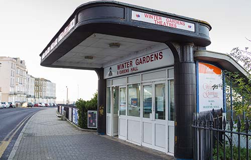 Margate Winter Gardens