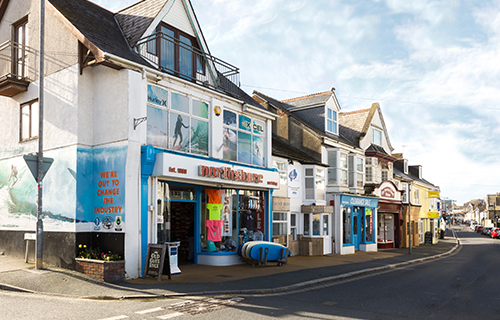 Newquay Surf Shops
