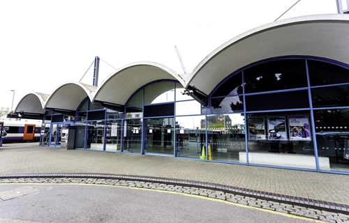 Poole Railway Station