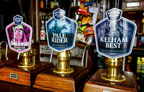 Local Sheffield beers