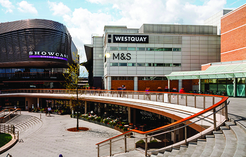 Westquay Shopping