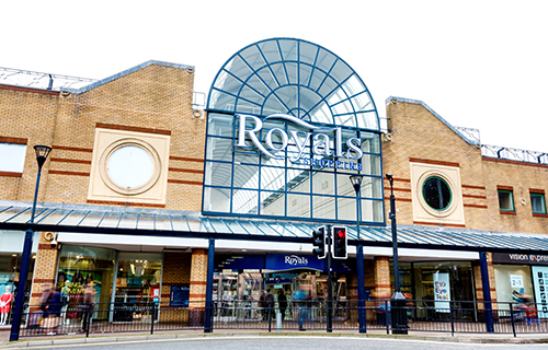 Royals Shopping centre