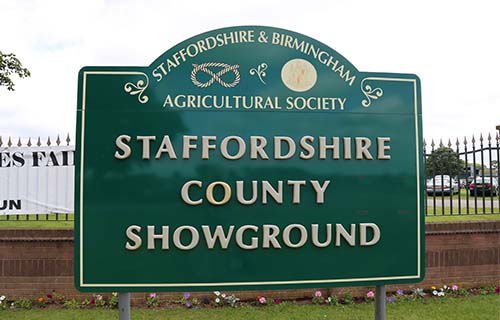Staffordshire Showground