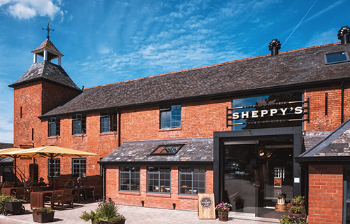 Sheppy's Cider Museum
