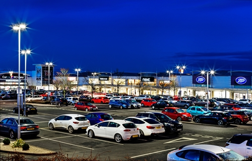 Forge Retail Park