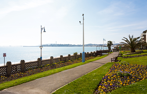 Parks in Weymouth