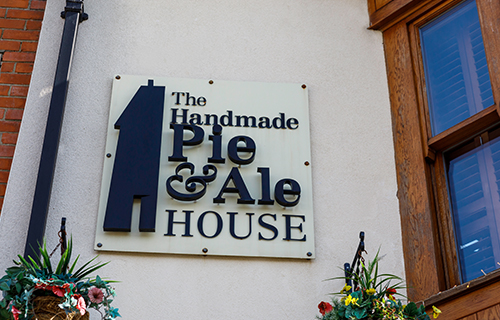 Pie and Ale House, Weymouth