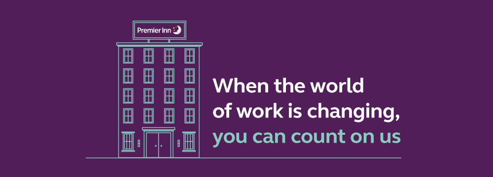 Premier Inn is the perfect partner for your business travel