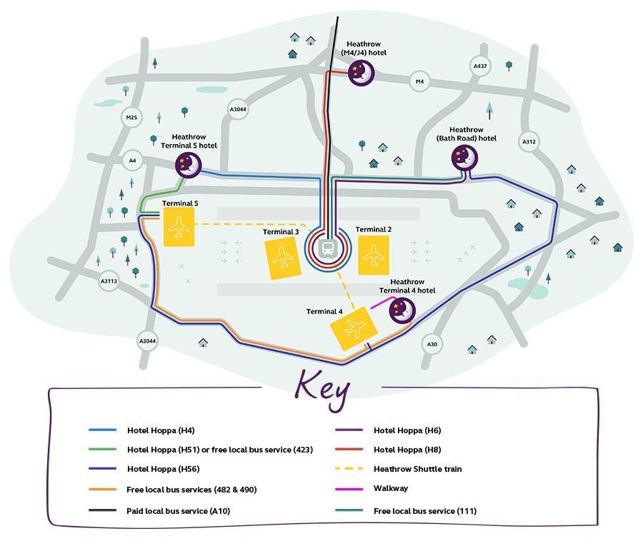 Hotels Near Heathrow Airport Premier Inn