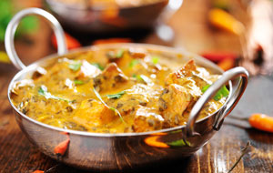 The best curries are on Manchester's curry mile
