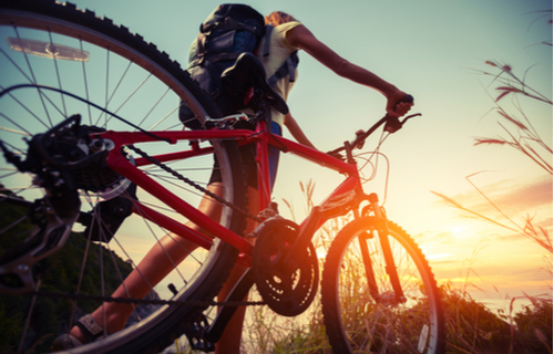 Guides: cycling trails