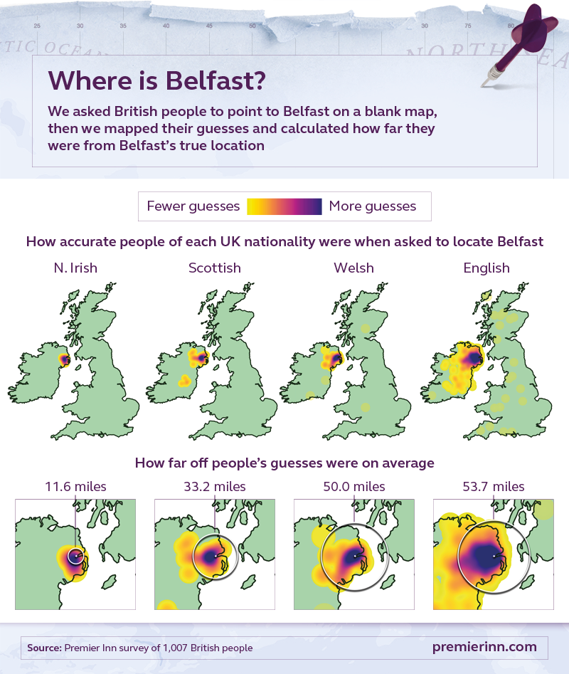 Where is Belfast?