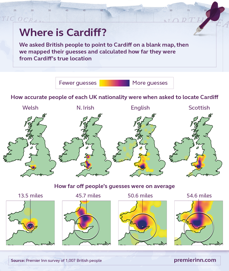 Where is Cardiff?