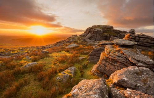 4. Dartmoor, South West