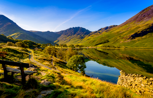 2. Lake District, North West